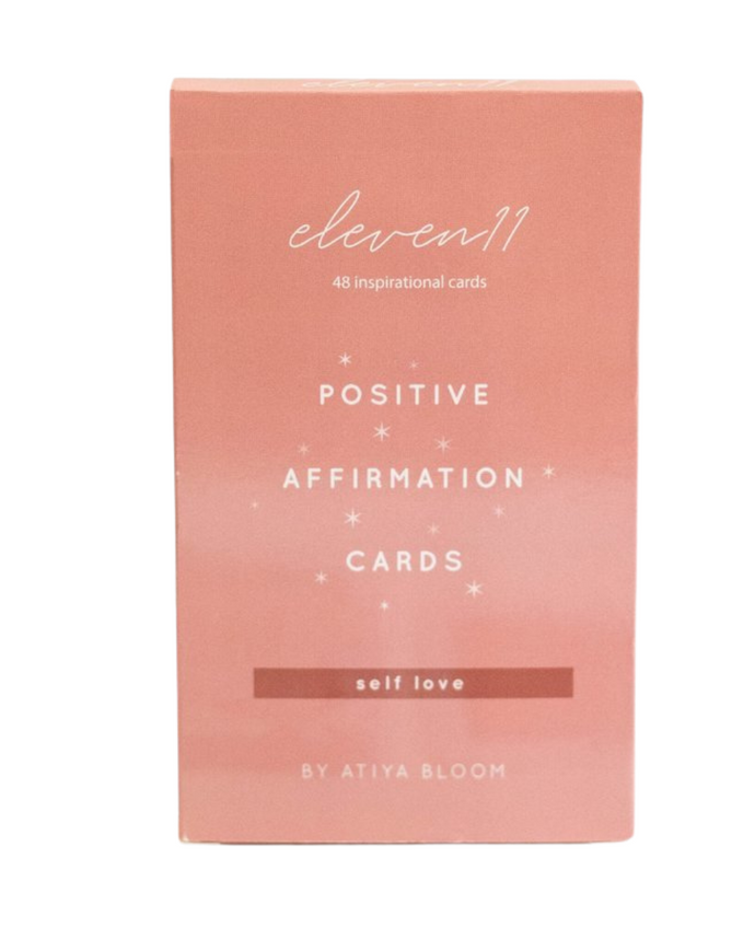 Self Love Affirmation Cards