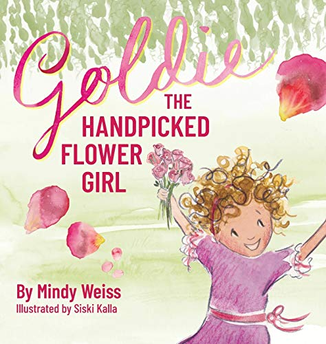 Goldie the Handpicked Flower Girl