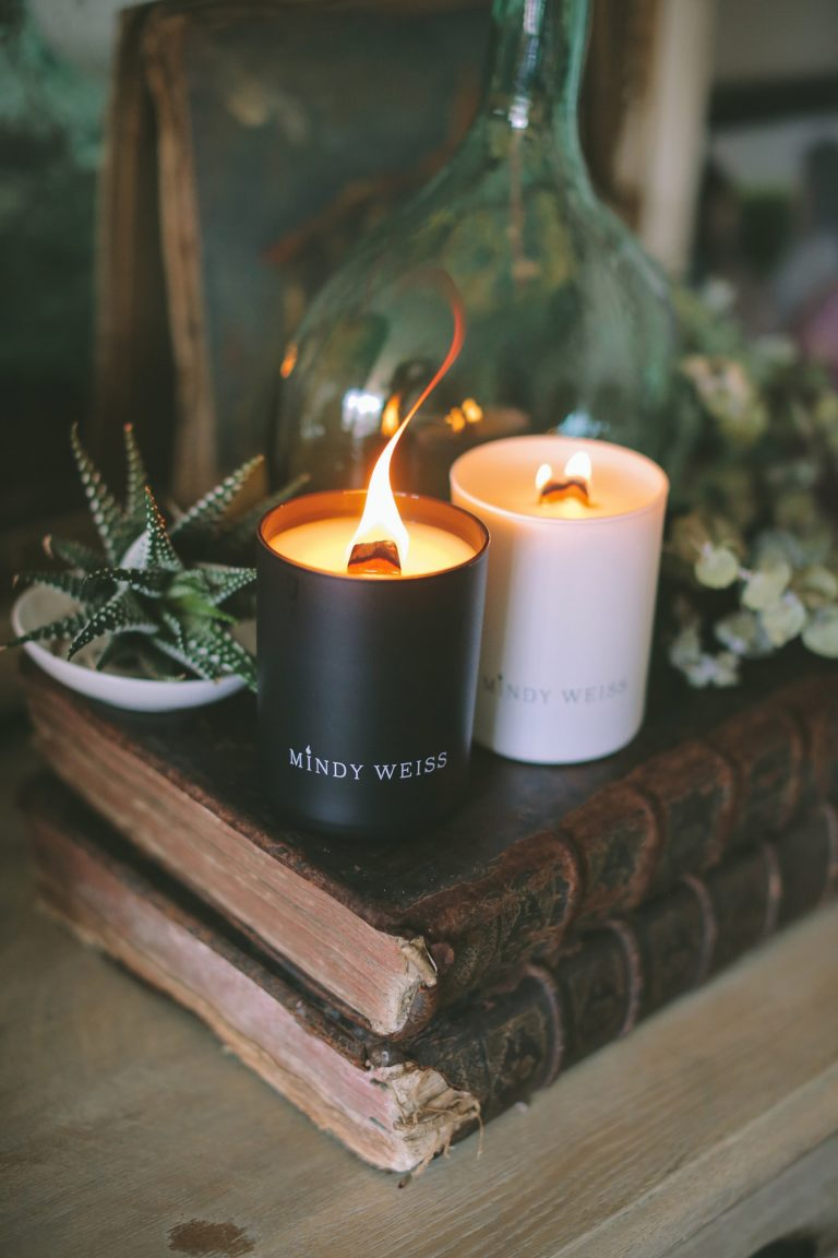 Mindy Weiss Candles