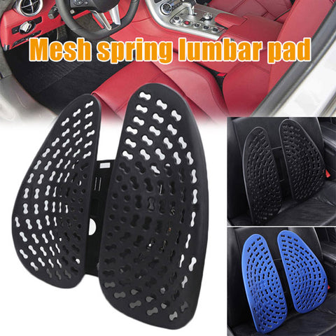 Office Back Lumbar Support Mesh Support