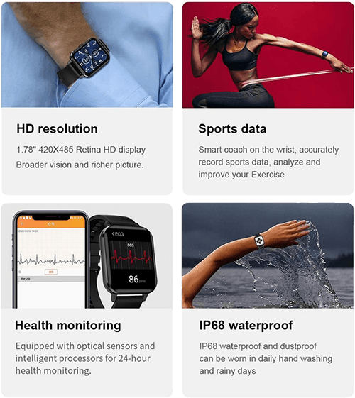 Will my Oho Pro connect to my smartphone? How are Oho watches so affordable? Can I return if I'm not 100% satisfied