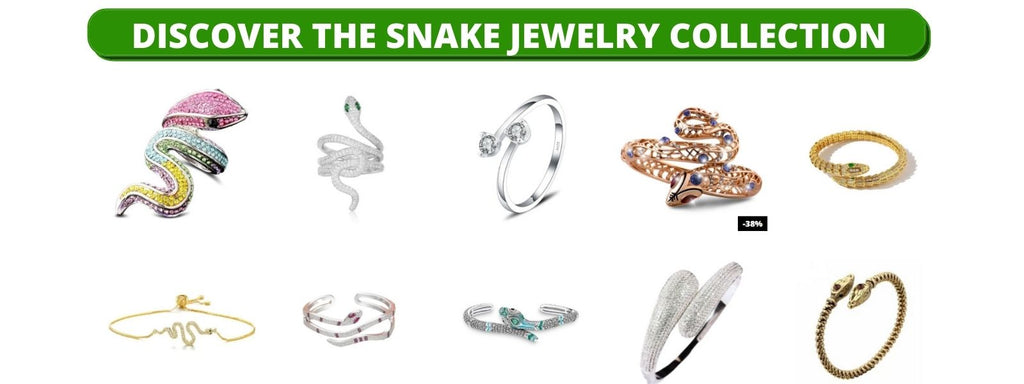 Snake Jewelry Collection