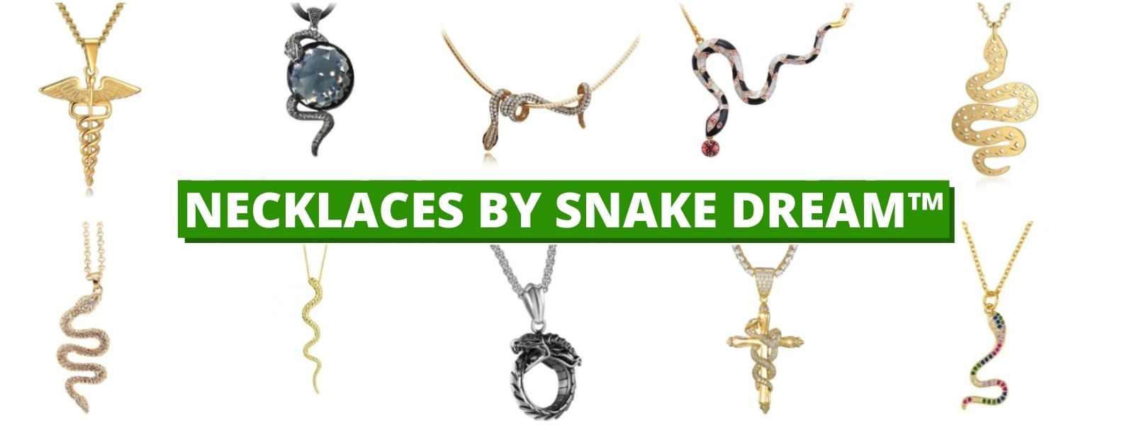 Snake Necklaces