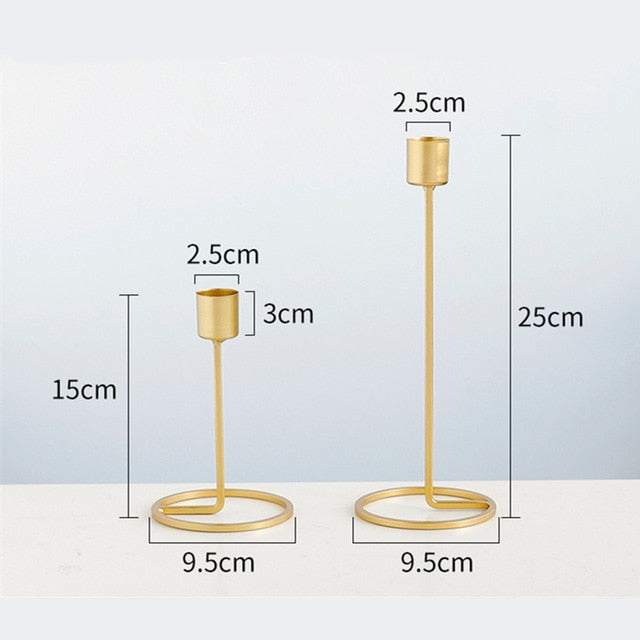 Sophia Candlestick Holder