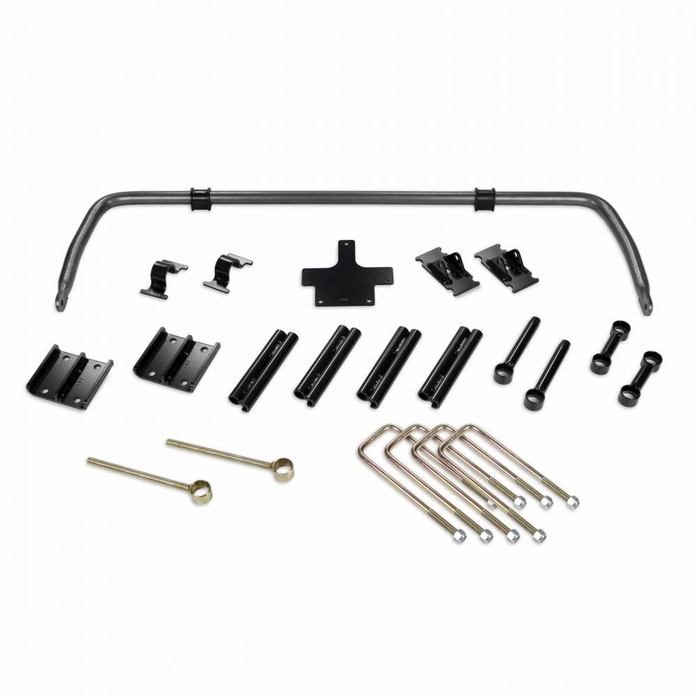 Cognito Rear Over The Frame Sway Bar Kit For 01-10 Silverado/Sierra 1500HD-3500HD