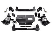 Cognito 4-6 Inch Non-Torsion Bar Drop Front Suspension Lift Kit For 11-19 Silverado/Sierra 2500HD/3500HD 2WD