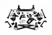 Cognito 7-9 Inch Front Suspension Lift Kit For 07-18 1500 4WD SUVS With OE Cast Steel Upper Lower Control Arms Stabilitrak