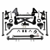 Cognito 10 Inch Rear Suspension Lift Kit For 03-09 Hummer H2