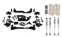Cognito 4-Inch Standard Lift Kit With Fox PS 2.0 IFP Shocks for 01-10 Silverado/Sierra 2500/3500 2WD/4WD