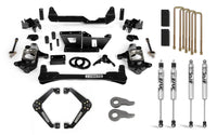 Cognito 6-Inch Standard Lift Kit with Fox PS 2.0 IFP Shocks for 01-10 Silverado/Sierra 2500/3500 2WD/4WD