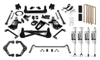 Cognito 7-Inch Performance Lift Kit with Fox PSRR 2.0 Shocks for 11-19 Silverado/Sierra 2500/3500 2WD/4WD