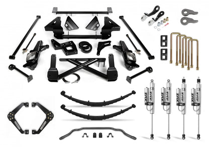 Cognito 12-Inch Performance Lift Kit with Fox PSRR 2.0 Shocks for 01-10 Silverado/Sierra 2500/3500 2WD/4WD