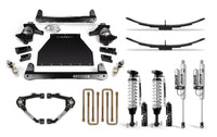 Cognito 4-Inch Elite Lift Kit With Fox FSRR Shocks for 07-18 Silverado/Sierra 1500 2WD/4WD With OEM Cast Steel Control Arms