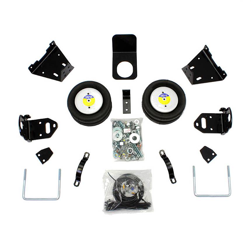 **Discontinued**Cognito Air Bag Kit For 11-16 Ford F-250/F-350 4WD Super Duty Single Dual Rear Wheel With Stock Rear Height