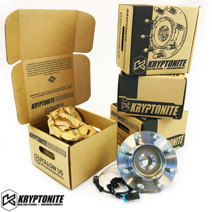 KRYPTONITE LIFETIME WARRANTY WHEEL BEARING 8 LUG 2011-2021