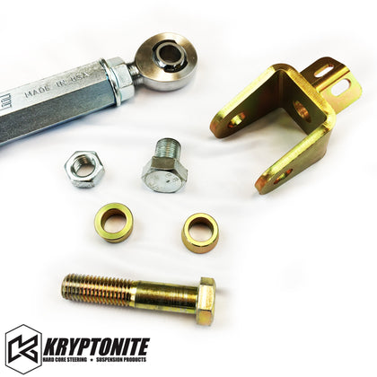 KRYPTONITE RACE SERIES TIE RODS 2001-2010 (NOT FOR STREET USE)