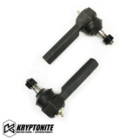 KRYPTONITE DEATH GRIP TIE ROD ENDS (PAIR) 1/2 TON TRUCK 6 LUG 2014-2018