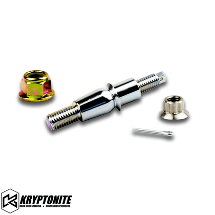 KRYPTONITE POLARIS RZR TIE ROD CONVERSION SPINDLE HARDWARE KIT TURBO S, PRO XP 2018-2021