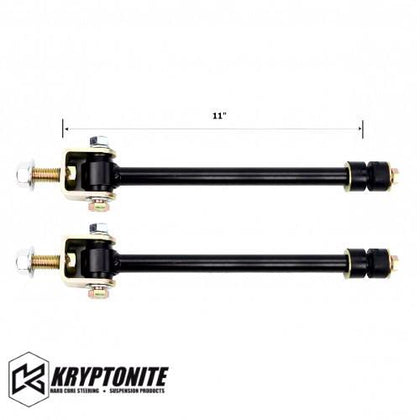 KRYPTONITE SWAY BAR END LINKS (4