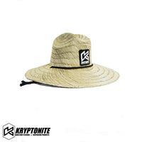 KRYPTONITE STRAW PATCH HAT