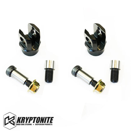 KRYPTONITE POLARIS RZR STEERING RACK HEIM JOINT CONVERSION 2014-2021 XP