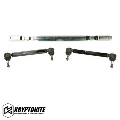 KRYPTONITE SS SERIES CENTER LINK TIE ROD PACKAGE 2011-2021