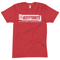 Kryptonite White Stamp Shirt