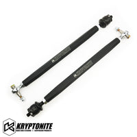 "KRYPTONITE POLARIS RZR DEATH GRIP TIE RODS STAGE ""1"" 2018-2021 TURBO S"