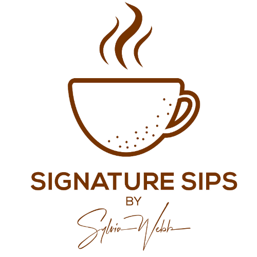 SIGNATURE SIPS BY SYLVIA WEBB