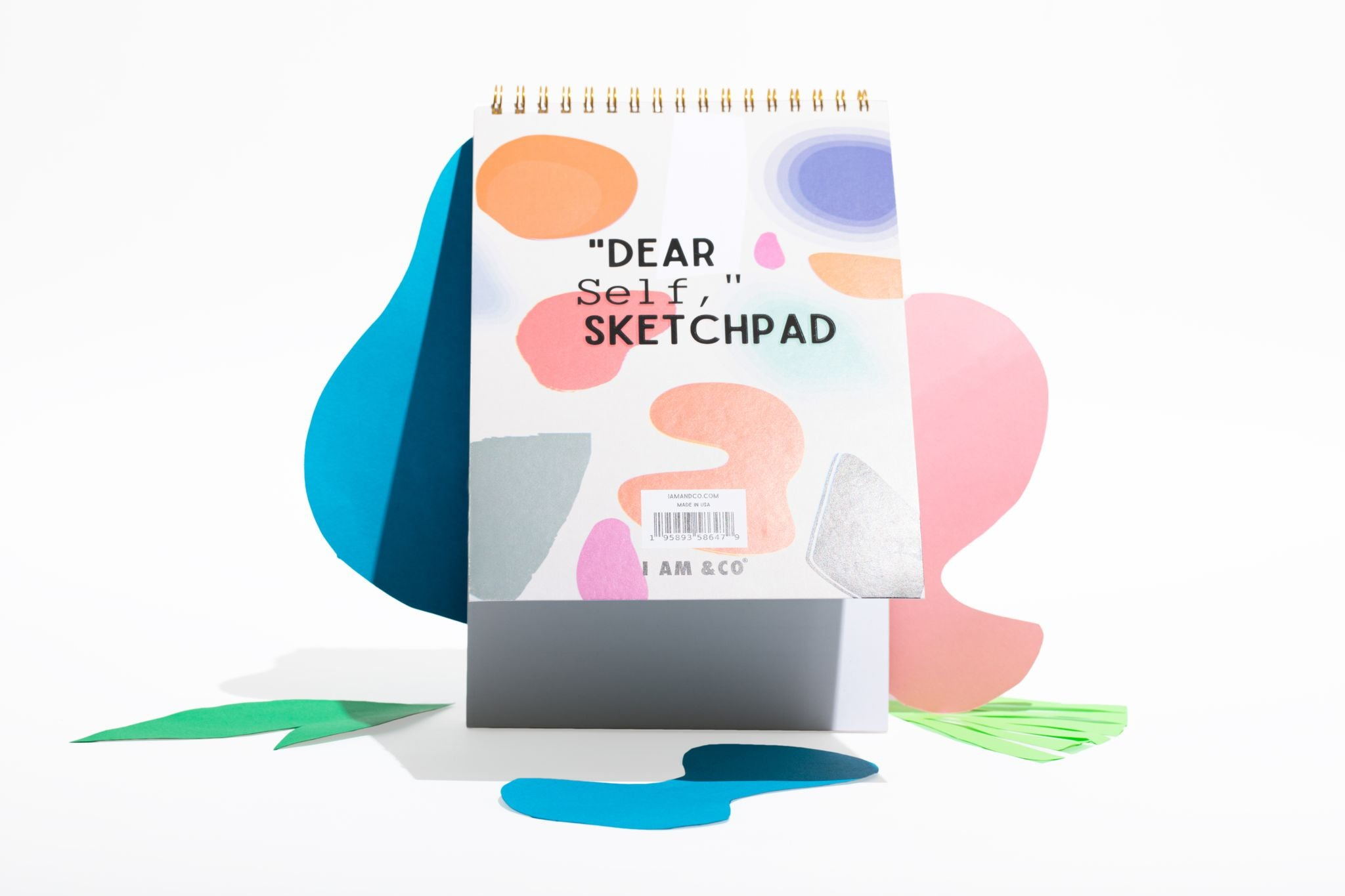 """Dear Self, "" Notepad + Sketchpad"