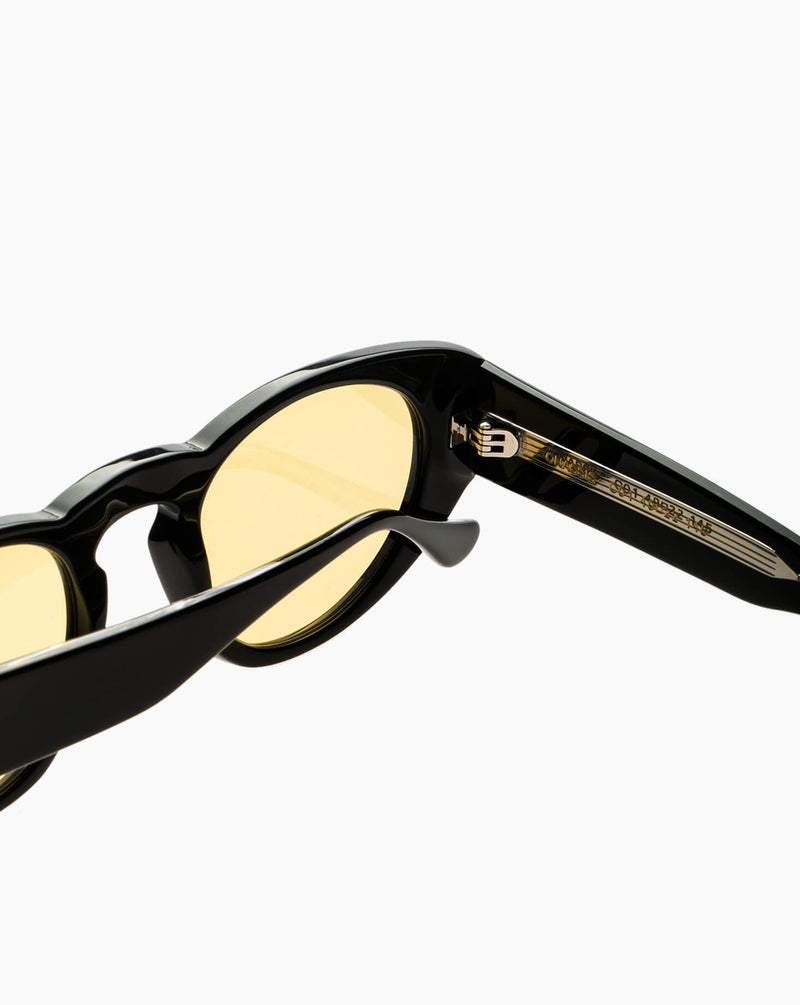 ONASSIS BLACK YELLOW