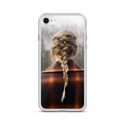Taylor Swift Evermore iPhone Case