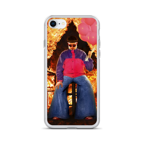 Oliver Tree Ugly Is Beautiful iPhone Case