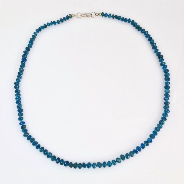 """Apatite Paradise"" Necklace"