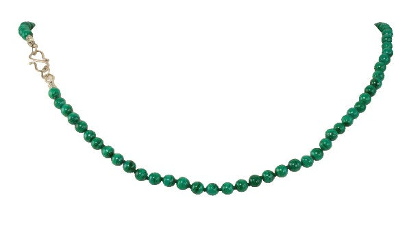 """Forest Glade"" Malachite Necklace"