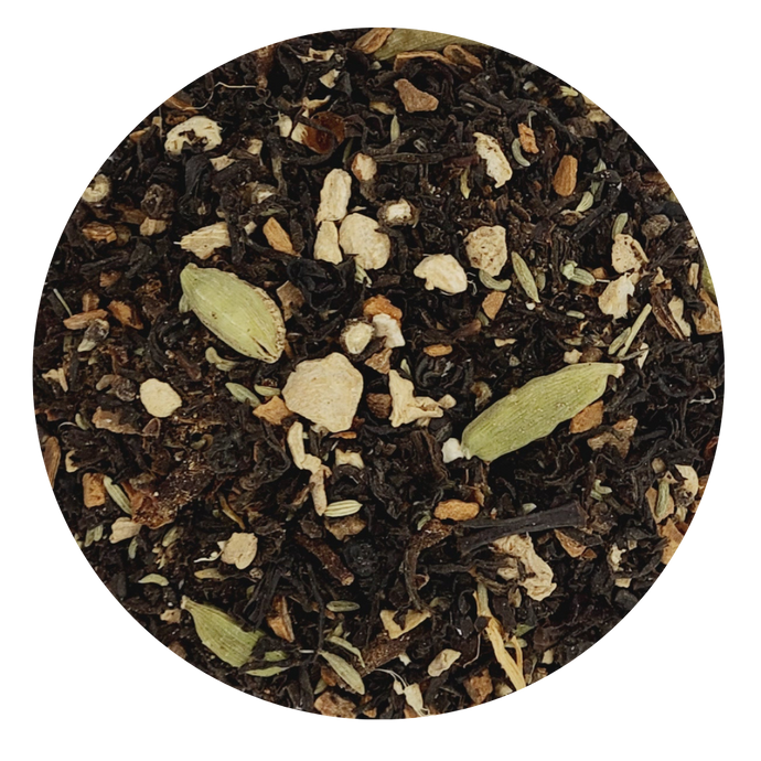 Chilcotin Chai (Black Tea Blend)