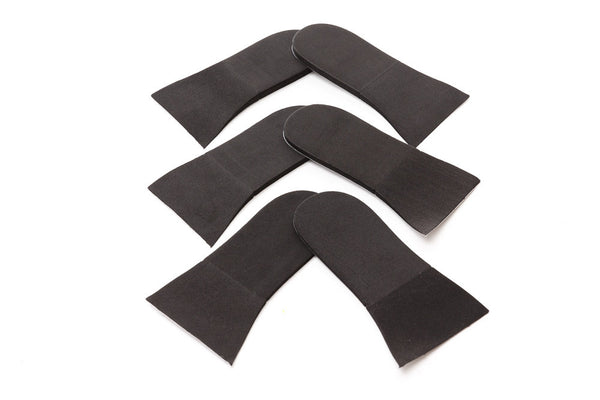Functional EVA Heel Raises (Pack of 5 Pairs)