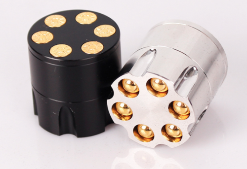 Bullet Chamber Grinder, Tobacco Products by GrinderBox