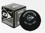 Dunlop Yellow Dot Squash Ball NZ