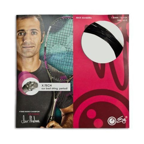 Eye X Tech Squash String NZ
