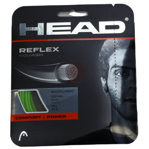 HEAD Reflex Squash String NZ