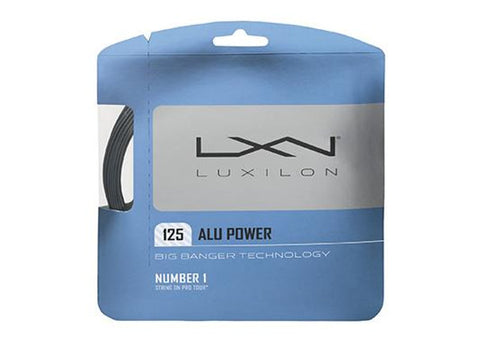 Luxilon Big Banger Alu Power Tennis String NZ