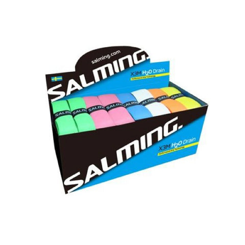 Salming Squash Grips Box New Zealand