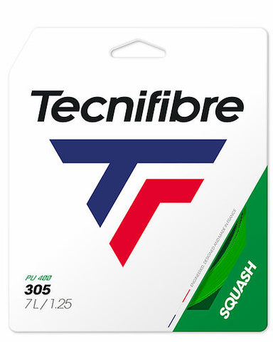 Tecnifibre 305 Green Squash String NZ