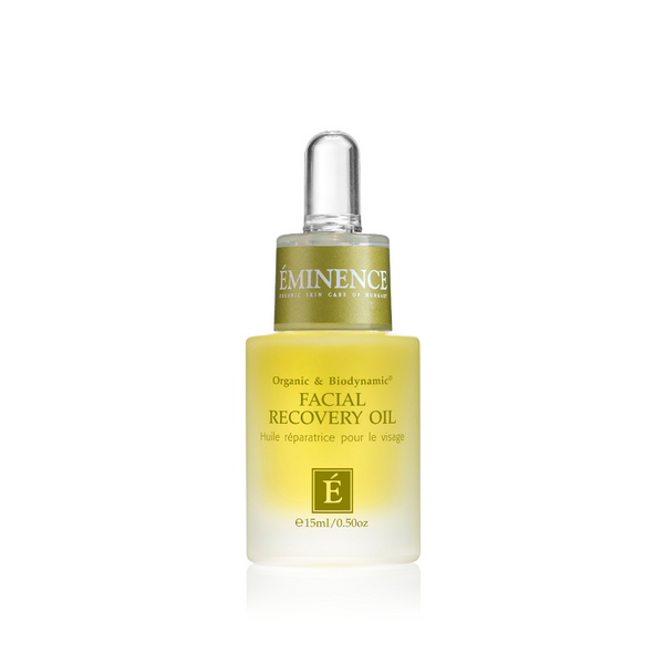 Organic & Biodynamic Facial Recovery Oil