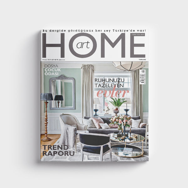 Home Art Dergi September 2019