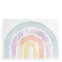 Boheme Watercolor Pastel Rainbow XXL