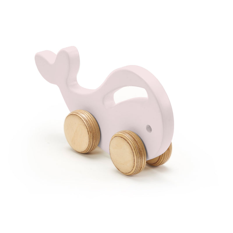 Baby Wheels Whale
