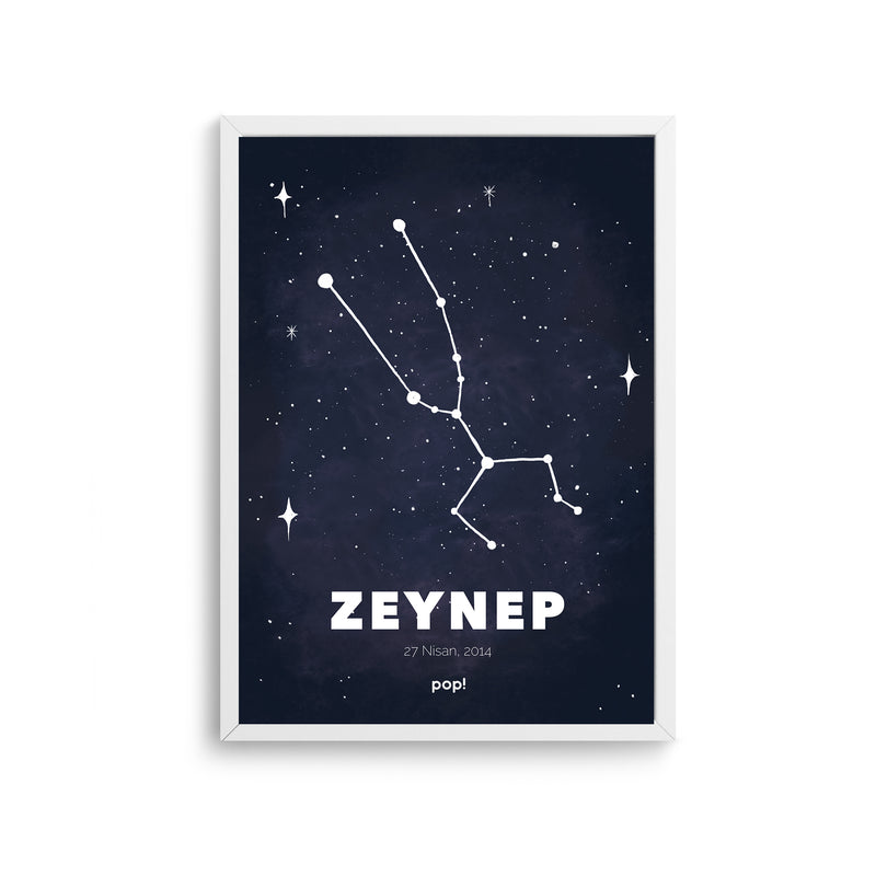 Custom Zodiac Sign