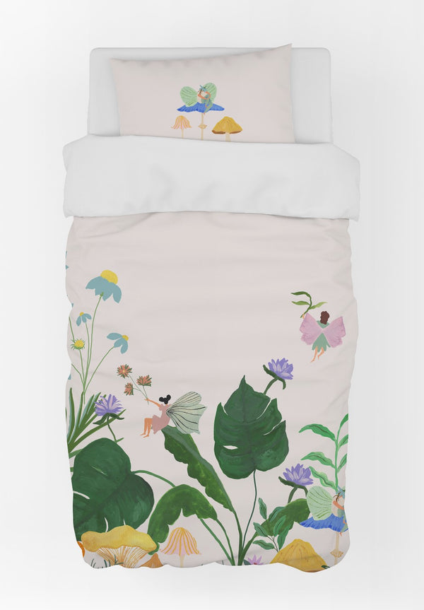 Flower Fairies Duvet Cover & Pillow Case